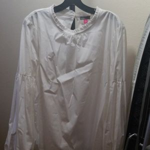 White Vince Camuto Top
